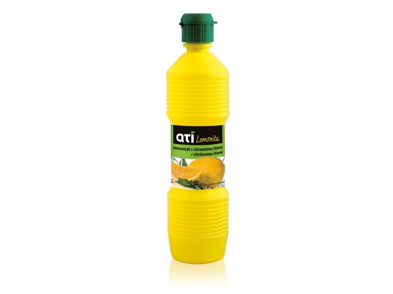 Ati Lemonita Koncentrát s citronovou šťávou 200ml