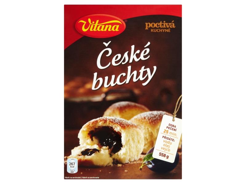 Vitana České buchty sypká směs 558g