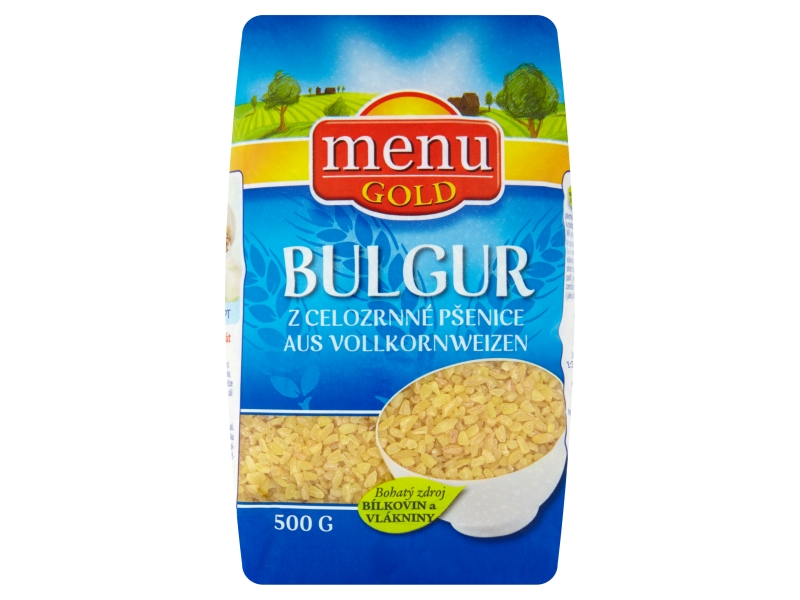 Menu Gold Bulgur 500g
