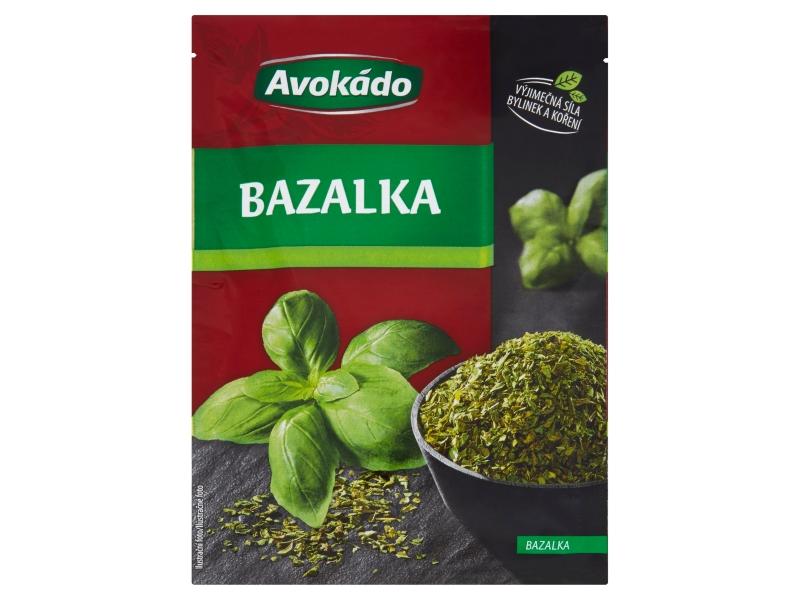 Avokádo Bazalka 12g
