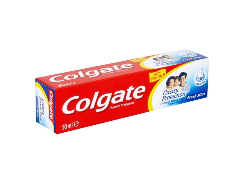 Colgate Cavity Protection Fresh Mint zubní pasta 50ml
