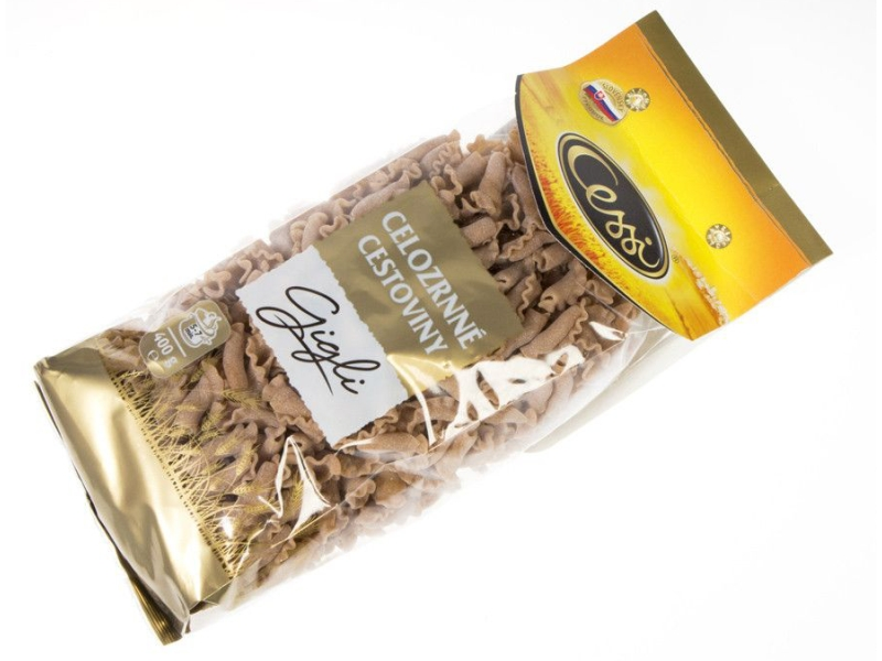 Cessi Gigli celozrnné těstoviny 400g
