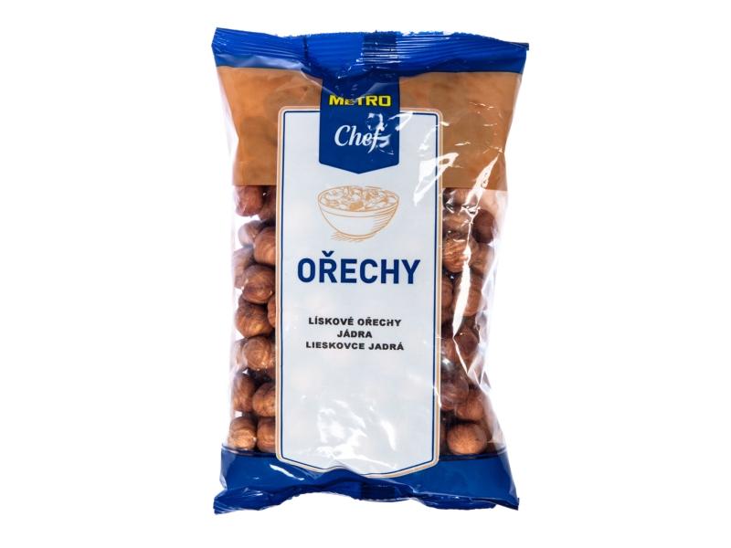 Metro Chef Lískové ořechy jádra 250g