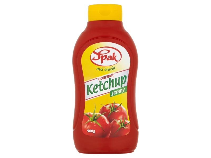 Spak Gourmet Ketchup jemný 900g
