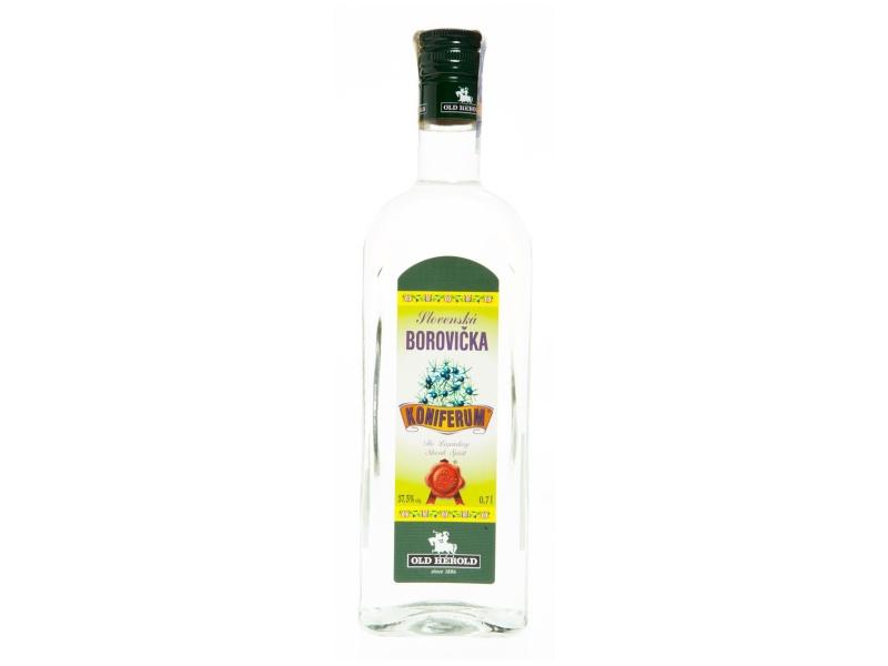 Koniferum Borovička 37,5% 700ml