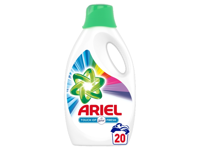 Ariel Touch of Lenor Fresh Prací gel (20 praní) 1,1L