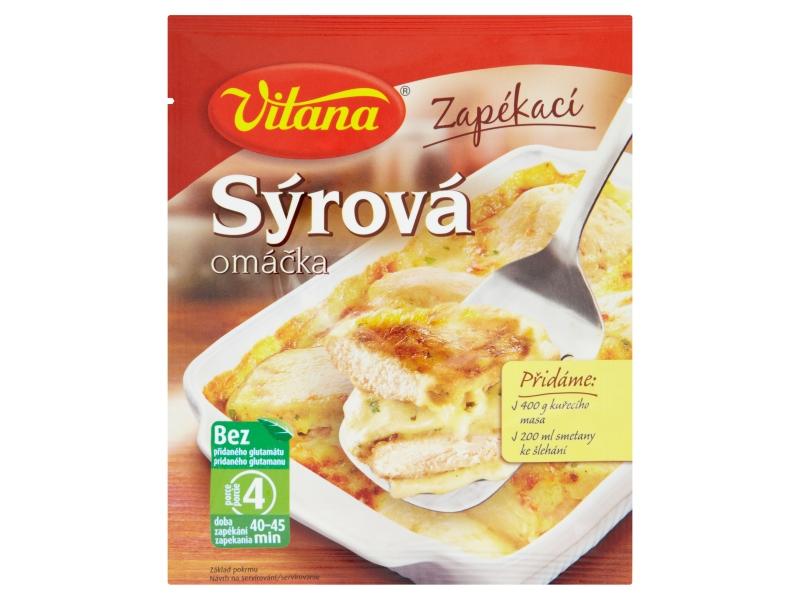 Vitana Zapékací Sýrová omáčka 41g