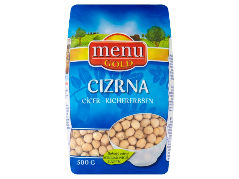 Menu Gold Cizrna 500g