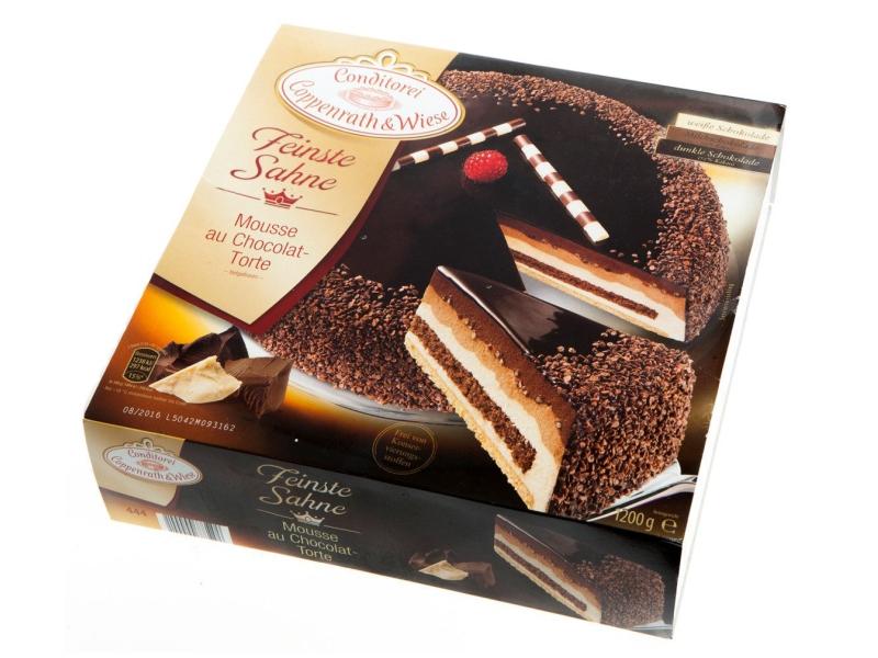 Coppenrath & Wiese Mousse čokoládový dort mražený 1200g