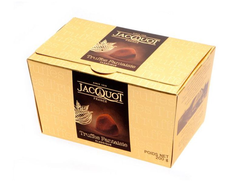 Jacquot Truffles Classic Lanýže 200g
