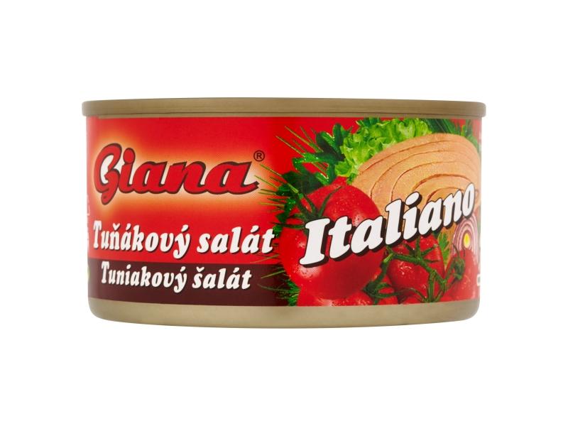 Giana Italiano Tuňákový salát 185g