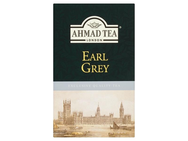 Ahmad Tea Earl Grey čený čaj sypaný 100g