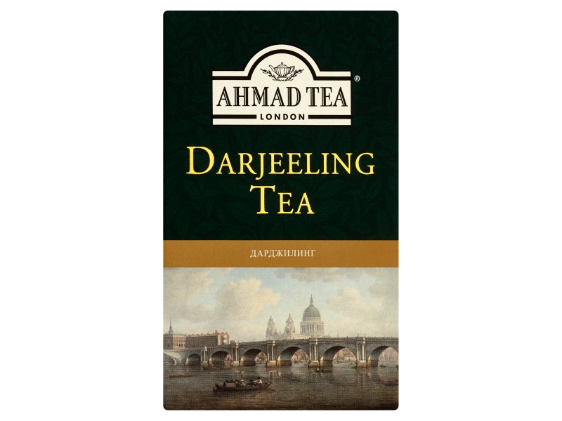 Ahmad Tea Darjeeling Tea černý čaj sypaný 100g