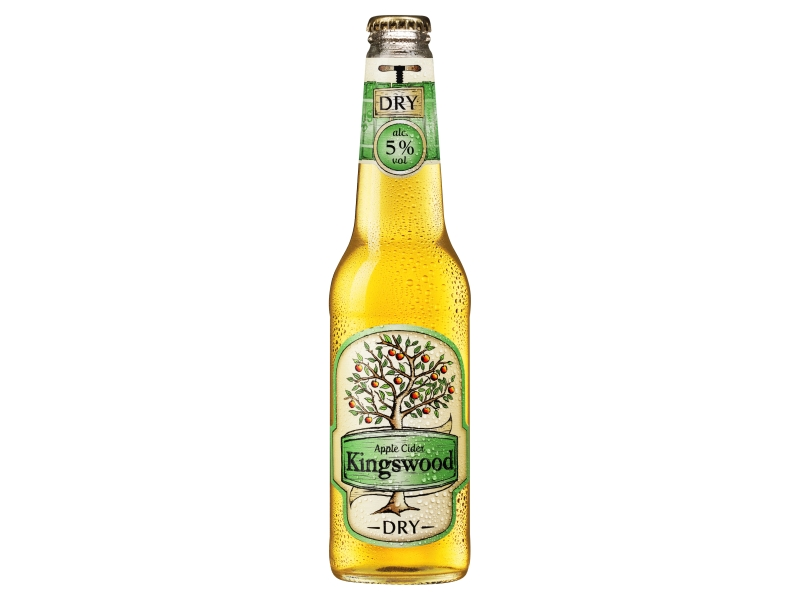Kingswood DRY Apple cider 400ml