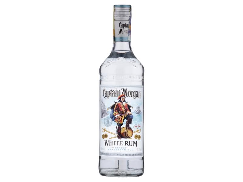 Captain Morgan White Rum 37,5% 700ml