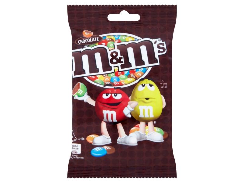 M&M´s Čokoládové dražé 150g
