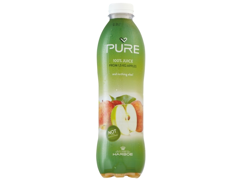 Pure Jablko 100% džus 1l