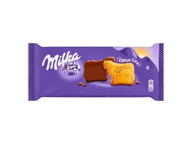 Milka Choco Cow Sušenky polomáčené 120g
