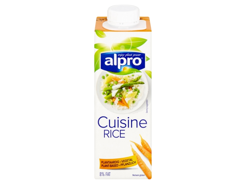 Alpro Rýžová alternativa ke smetaně 250ml