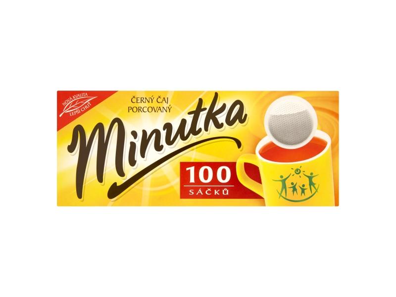 Minutka Černý čaj 100x1,4g