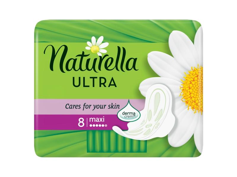 Naturella Ultra Camomile Maxi Hygienické Vložky 8ks