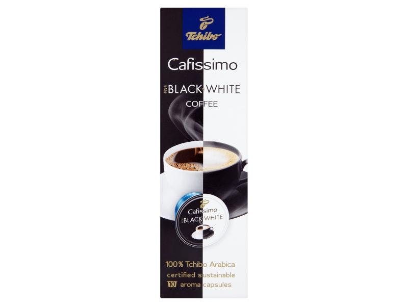Tchibo Cafissimo Black&White kapsle 10x7,5g