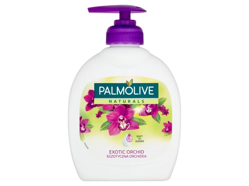 Palmolive Naturals Exotic Orchid tekuté mýdlo 300ml