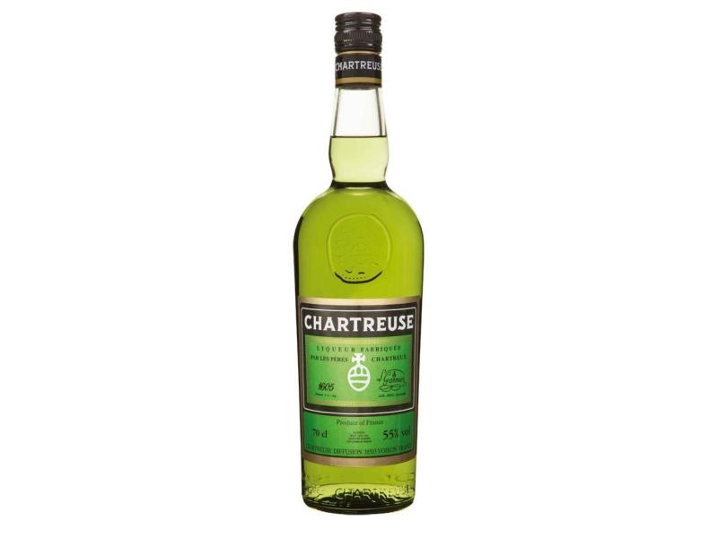 Chartreuse Verte likér 55% 700ml