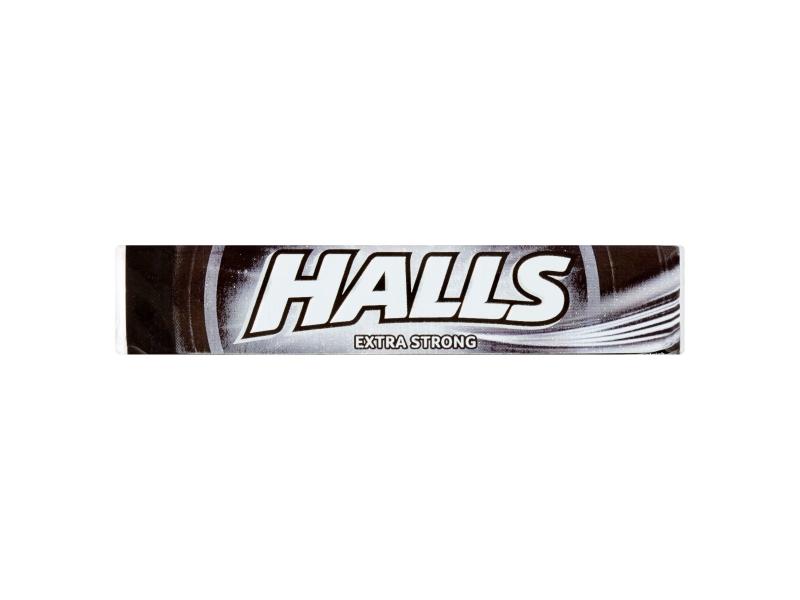 Halls Extra Strong bonbóny 33,5g