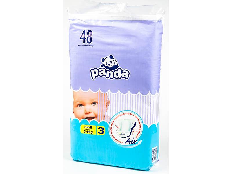 Panda Pleny midi 48ks