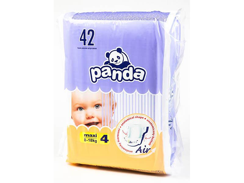 Panda Pleny maxi 42ks