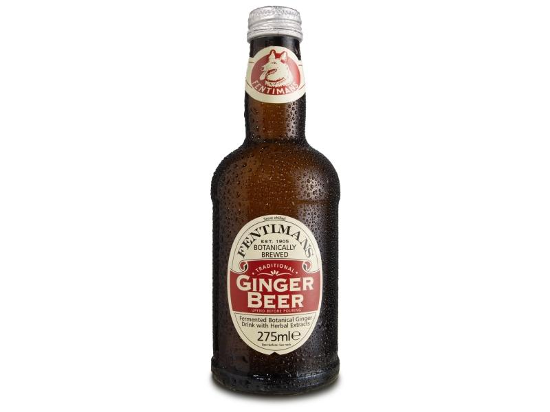 Fentimans Ginger Beer 275ml, sklo