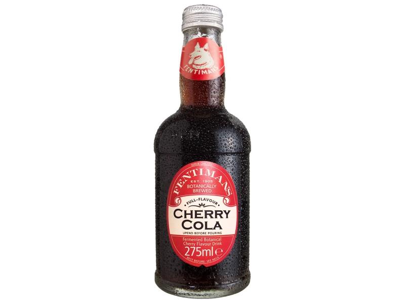 Fentimans Cherry Cola 275ml, sklo
