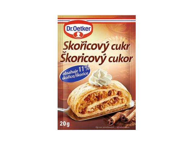 Dr.Oetker Skořicový cukr 20g
