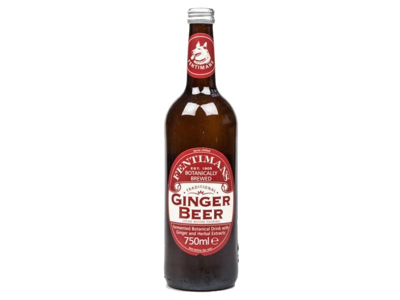Fentimans Ginger Beer 750ml, sklo