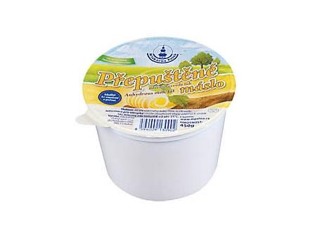 Mlékárna Polná Přepuštěné máslo 450g