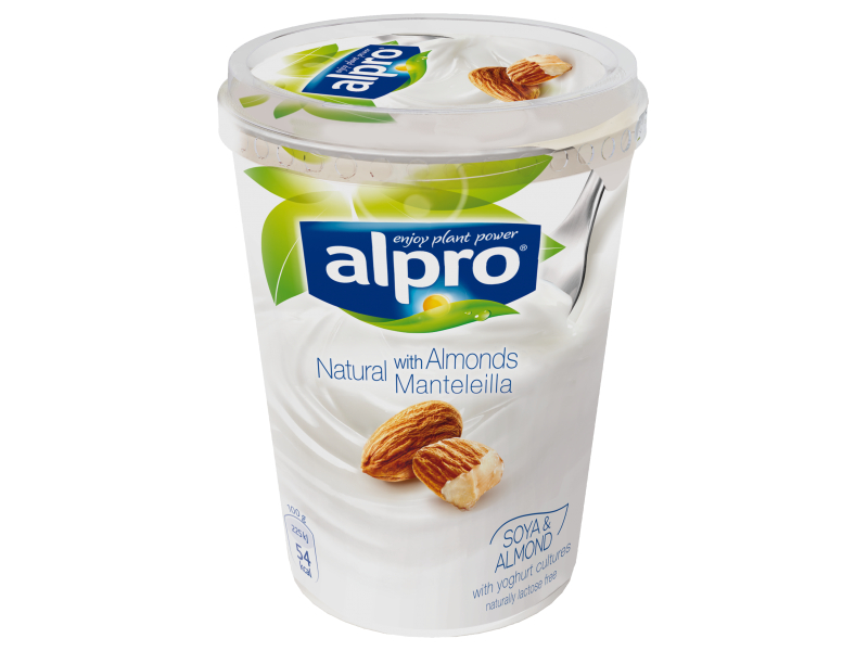 Alpro Soya Mandlový jogurt 500g