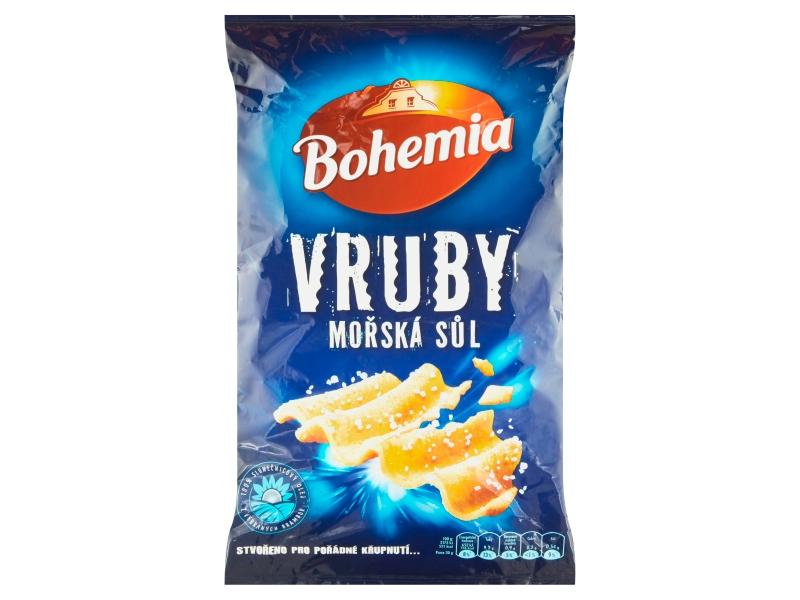 Bohemia Vrrruby! solené 130g