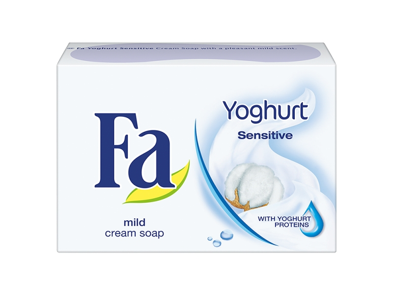 Fa Yoghurt krémové mýdlo Sensitive 90g