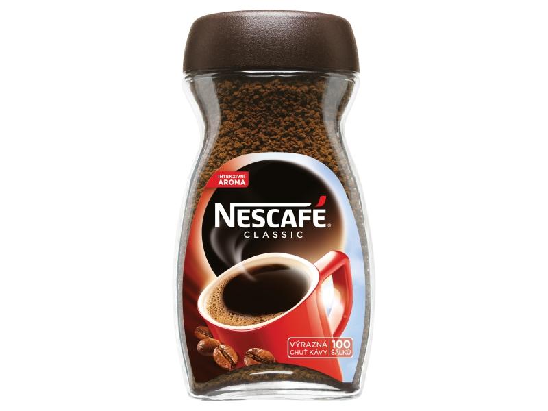 NESCAFÉ CLASSIC Instantní káva, 200g