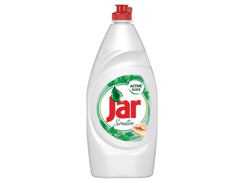Jar Sensitive Teatree & Mint prostředek na mytí nádobí 900ml