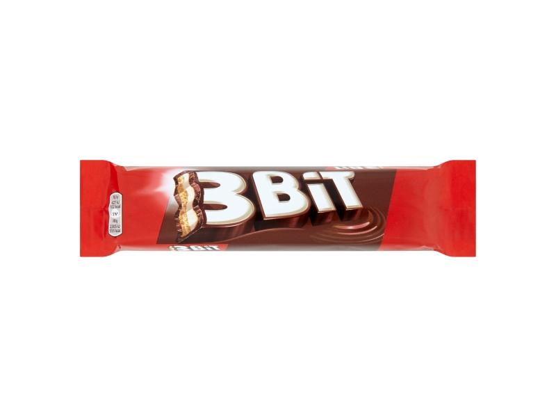 3BIT tyčinka čokoládová 46g