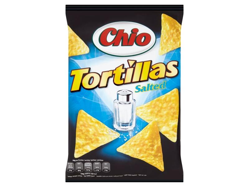 Chio Tortillas solený 125g