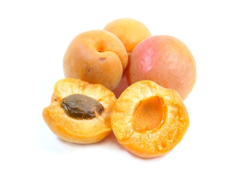 Meruňky čerstvé 500g