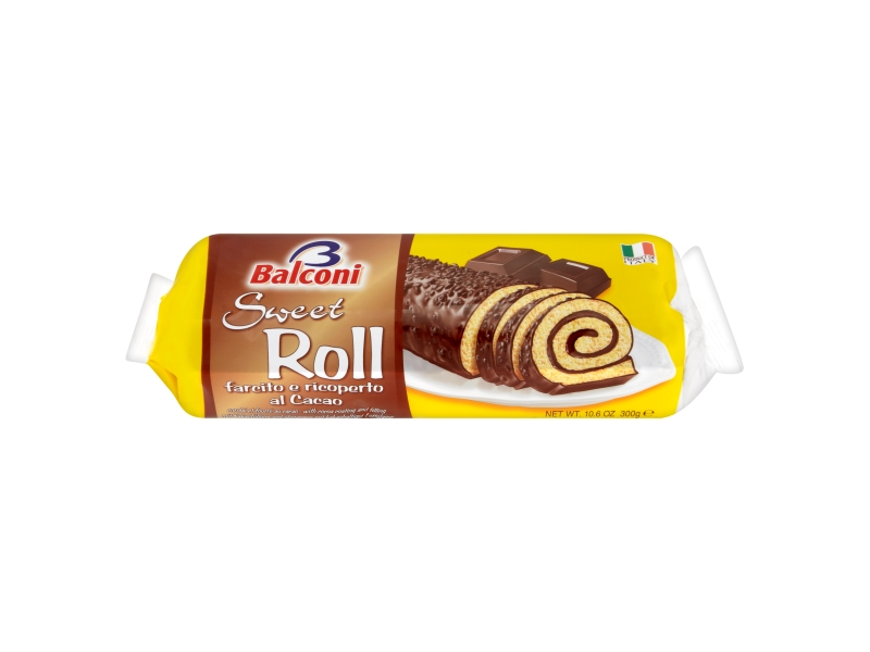 Balconi Sweet Roll max roláda kakaová 300g