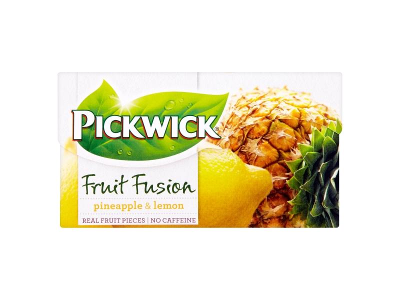 Pickwick Fruit Fusion Pineapple & Lemon, 20 x 1,5g