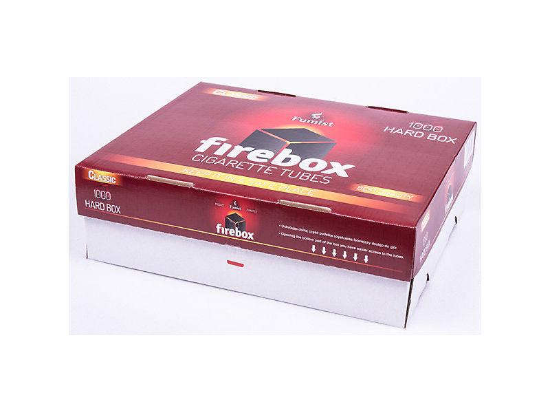 Firebox Cigaretové dutinky 1000ks