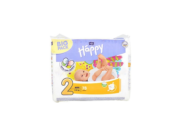Bella Baby Happy Mini plenky 78ks