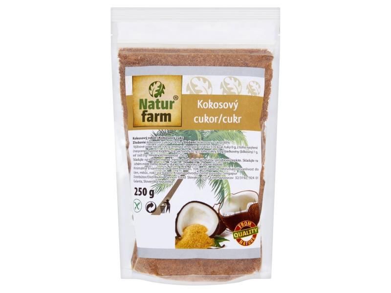Natur Farm Kokosový cukr 250g