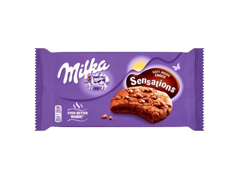 Milka Sensations Choco 156g